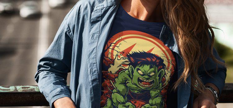 Hulk Insta Girl